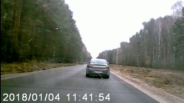 Pech na drodze