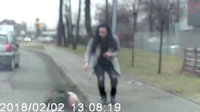 Potrącenie pieszego w Bielsku-Białej