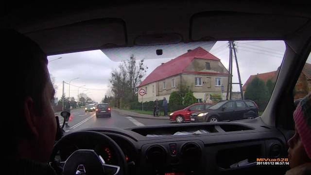 Wróblowice. Stłuczka na DK94