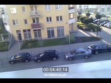 Mistrz parkowania równoległego